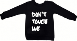 Don't touch me sweater