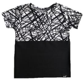 Half only tshirt