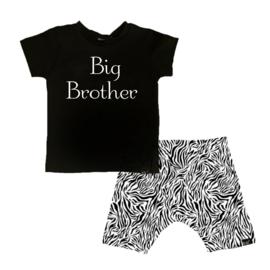 Big brother/ tijger baggy korte broek