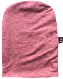 Pink beanie