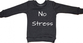 No stress sweater