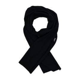 Sjaal lang zwart