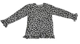 Panter grijs roes shirtje
