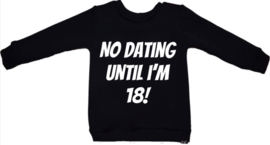 No dating sweater