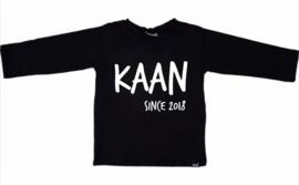 Name Since shirt
