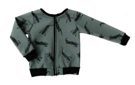 Salamander wind dicht/ water afstotende jas