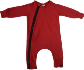 Rood onesie