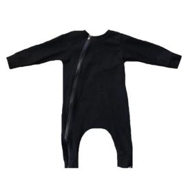 Zwart onesie