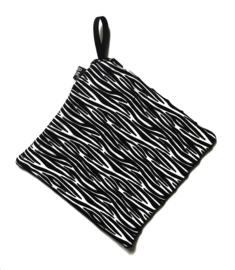 Speendoekje zebra