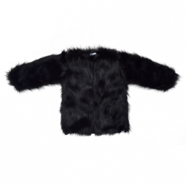 (Imitation) fur coat/body