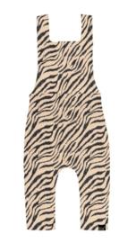 Salopette tijger sand