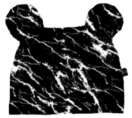 Marble beren mutsje