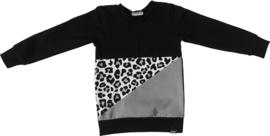 Panter grijs/grijs/zwart sweatshirt