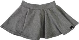Donker grijs rok inclusief haarbandje