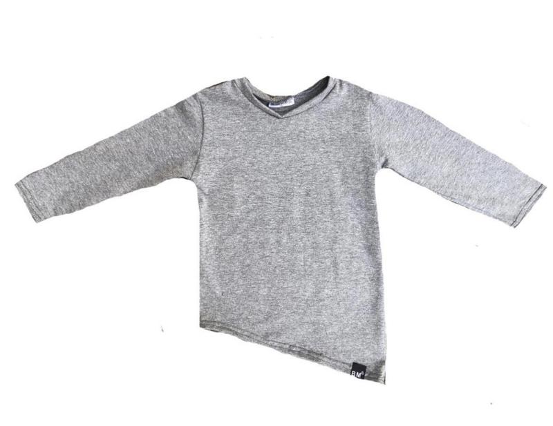 Grey longshirt