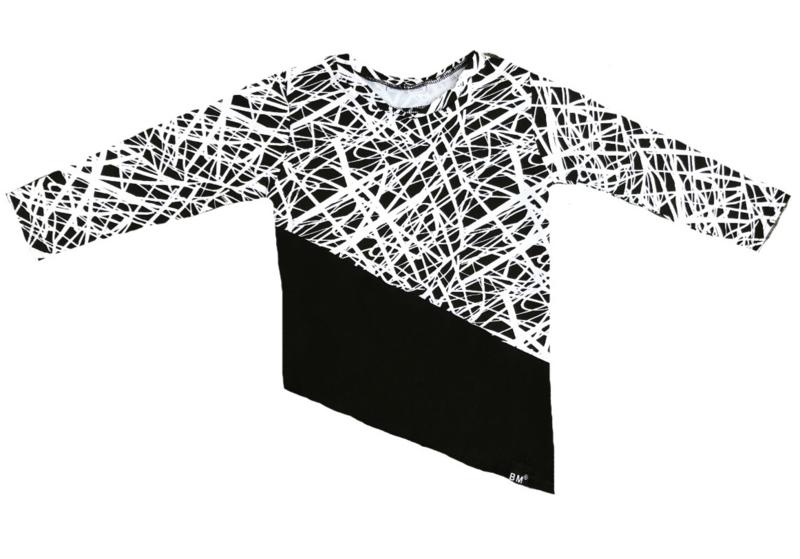 Only/Black longshirt