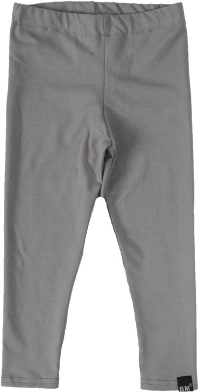 Licht grijs legging