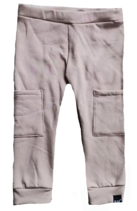 Sand broek met zakken