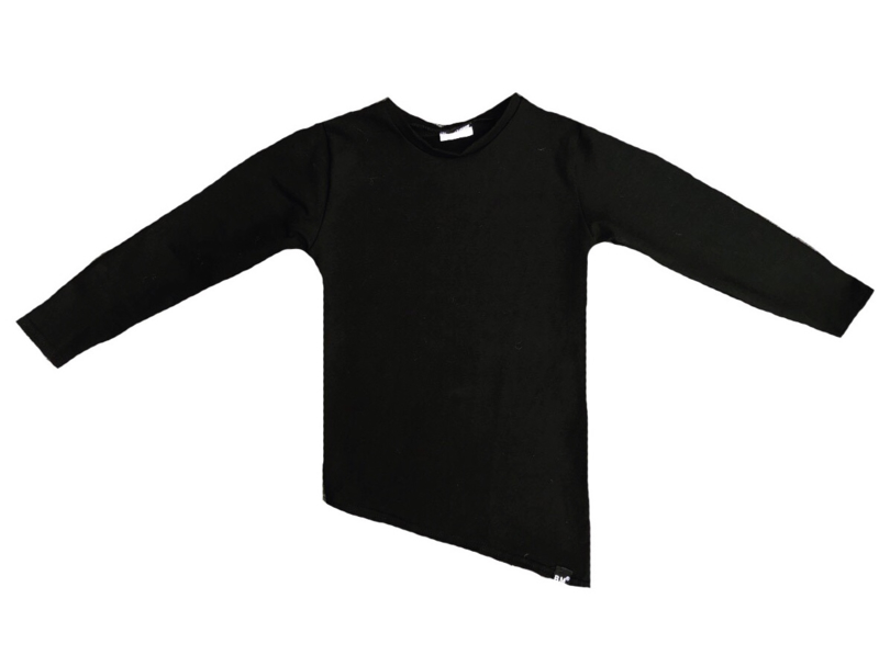 Black longshirt
