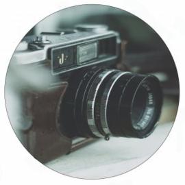 Muurcirkel-vintage 30cm