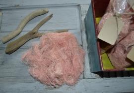 Coco Fibre pink kokosvezel