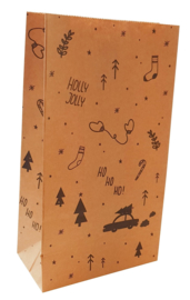 Paperbag-kerst kadootje M