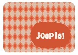 Postkaart - Joepie