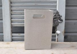 Shop box  - Grijs