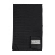 Handdoek (keuken)- Zwart