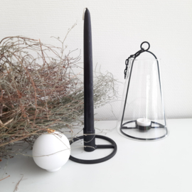 Candle Stick- black