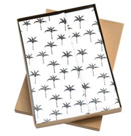 Vloeipapier-Tropical Vibes 50 vel