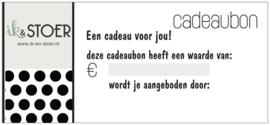 Cadeaubon-Gift Voucher