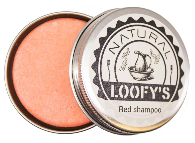Shampoo Bar-Red