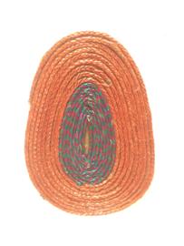 Onderzetter orange multi
