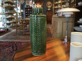 PALSHUS Denmark Huge Vase C13 Grass Green Glaze Design Per Linnemann-Schmidt Danish Mid-century Ceramic // PRICE UPON REQUEST //