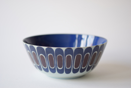 Inge Lise Koefoed for Royal Copenhagen Tenera Big Bowl no. 192/2382 Danish Midcentury Pottery