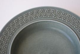Jens H Quistgaard Big Circular Bowl Kronjyden / Nissen Danish mid century