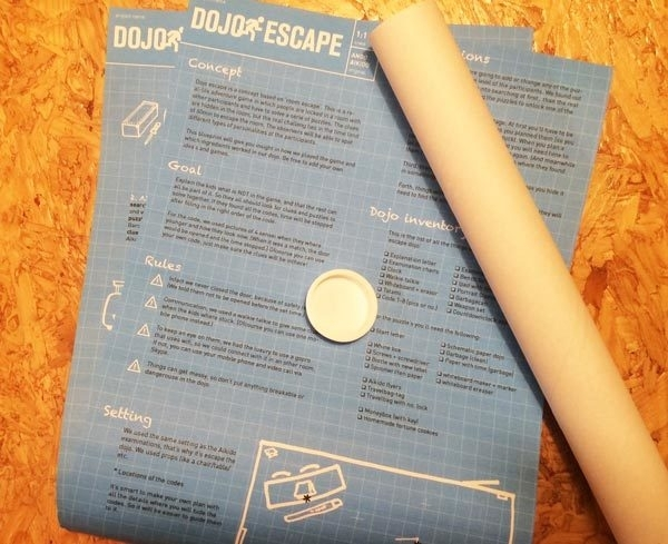 Dojo Escape