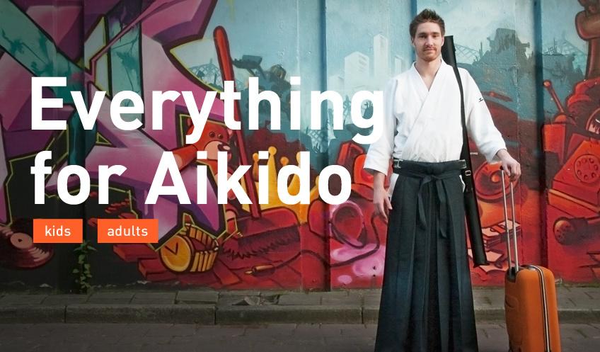 Aikido-shop - header - Aikido school Ando