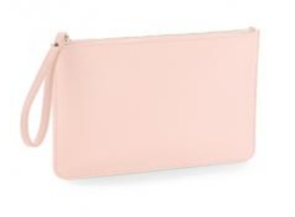 Boutique Accessory Pouch - Soft Pink