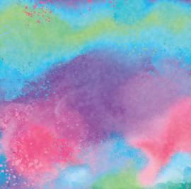 Infusible Ink - Watercolor Splash