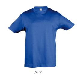 Kids T-shirt - Royal Blue