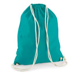 Turnzak katoen - Emerald
