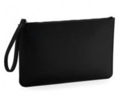 Boutique Accessory Pouch - Black
