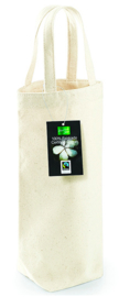 Cotton Bottle Bag - Natural (fairtrade)