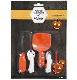 Halloween - Snijden set