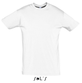 Men T-shirt - White