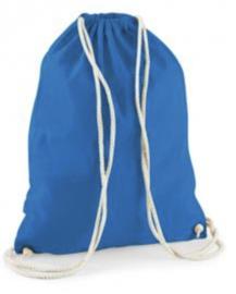 Turnzak katoen -  Sapphire Blue