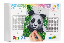 Pixel XL pakket op 4 basisplaten - Jungle Panda