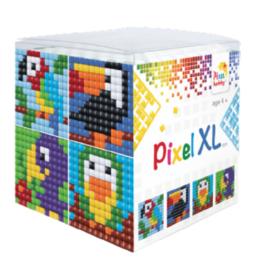 Pixel XL Kubus - Vogels
